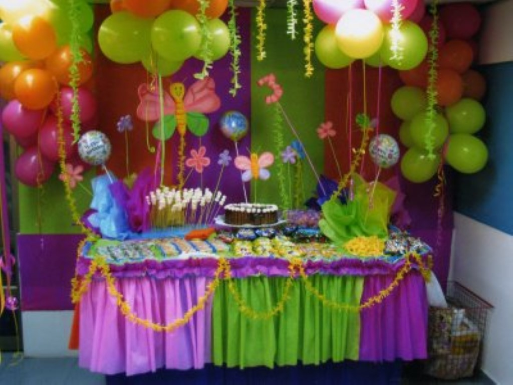 Decoraci n con globos fiestas infantiles bogota for Ver decoraciones